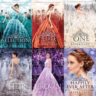The Selection Series by Kiera Cass