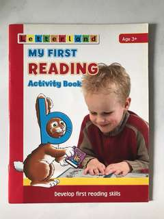Letterland Reading Activity Book
