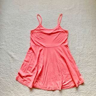 Cotton On Neon Pink Dress
