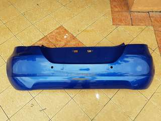 Suzuki Swift 14 Rear Bumper