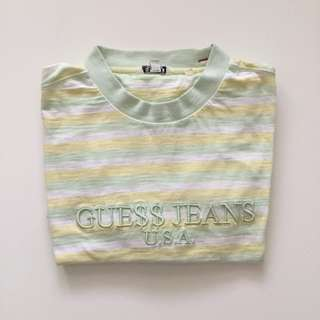 Guess x A$AP Rocky Ice Cream Colorway