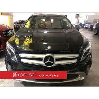 Mercedes Benz GLA-Class GLA 180