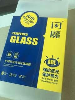 Anti blue light 9H tempered glass
