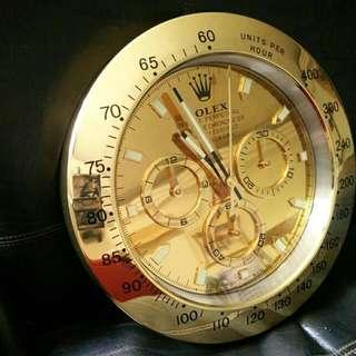 Wall Clock 'Rolex'