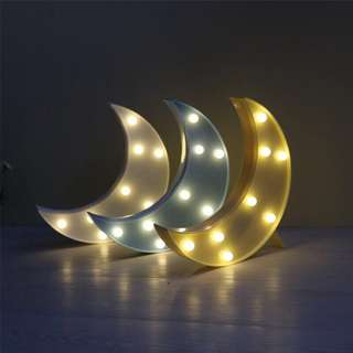 MOON LED LIGHT STAND