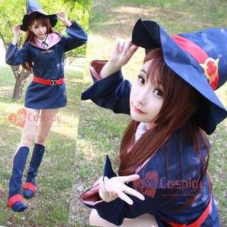 Little witch academia akko ako cosplay
