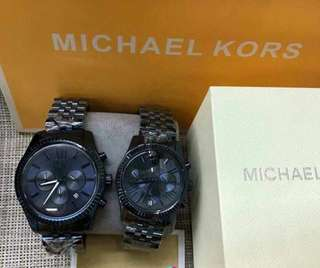 Michael Kors couple watch authentic!