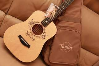 TSBT-e Taylor Travel Guitar