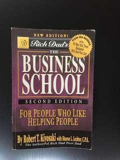 Rich Dad Poor Dad - Business school