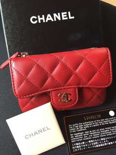 Chanel Card and Coin Purse