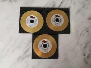 刘文正情歌精选(3 music CD set)