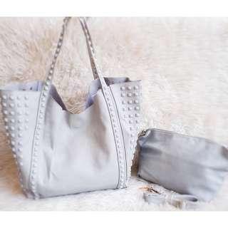 Tas handbag wanita uk 40 cm