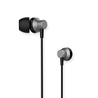 Remax RM-512 3.5mm Wired Music Earphone Heavy Bass In-ear Headphone Black