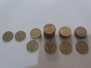 Uang KUNO Logam Rp.100