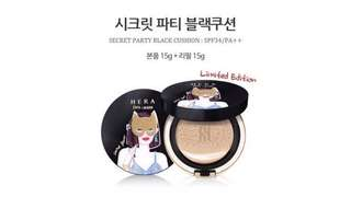 Hera Black Cushion Limited Edition