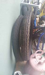 Tyre secondhand 80/90/17