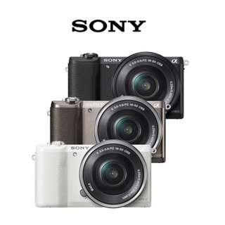 Kredit Kamera Sony A5100 Proses Hanya 3 Menit