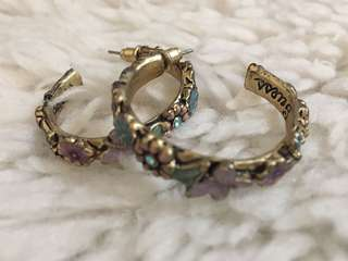 Authentic Guess Earrings