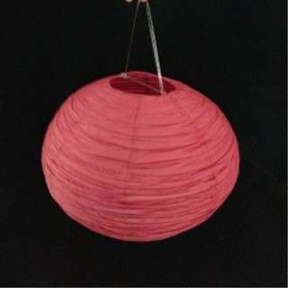 (Rent) Red Lantern Decorations 21""