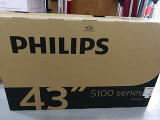 "Philips 43"" FHD Smart Led TV 5100 series"