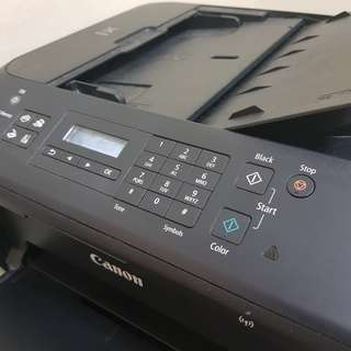 Sale!! Canon MX477 Printer