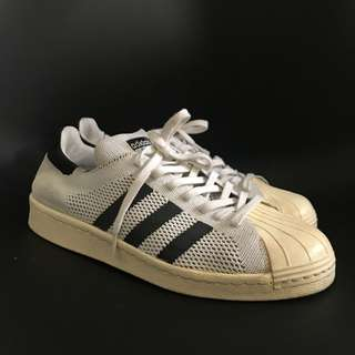 Original Adidas Superstar 80s Primeknit