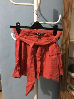 Highwaist red pants