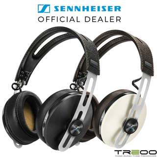 [PROMO!] Sennheiser MOMENTUM 2.0 AROUND-EAR Wireless Bluetooth Headphone with Microphone (M2 AEBT)