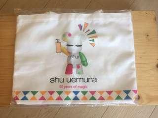 Shu uemura 環保袋