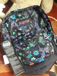 Jansport Ghost Garden BRAND NEW