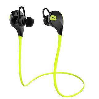 *AUKEY SPORTS HEADPHONES Bluetooth 4.1 Wireless Stereo Sport*