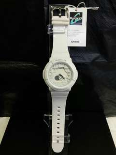 "BGA-131-7B卡西歐品牌手錶""Casio""""Baby-G""日本機芯一年保養"