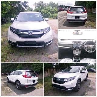 SAMBUNG BAYAR/CONTINUE LOAN  HONDA CRV 2.0 AUTO YEAR 2018 MONTHLY RM 1580 BALANCE 9 YEARS ROADTAX VALID NEW CONDITION  DP KLIK wasap.my/60133524312/crv