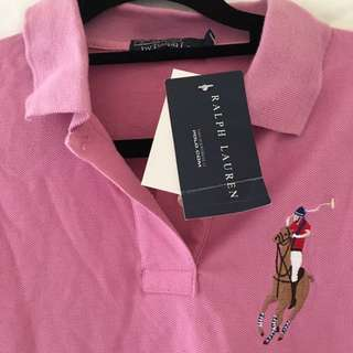 SALE NEW Polo Ralph Lauren polo shirt in Size M