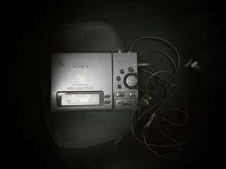 1990s 日製Sony MD 已修