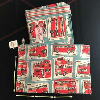 Cath Kidston LONDON overnight bag