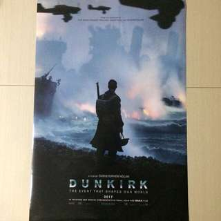 Movie Poster of the movie Dunkirk