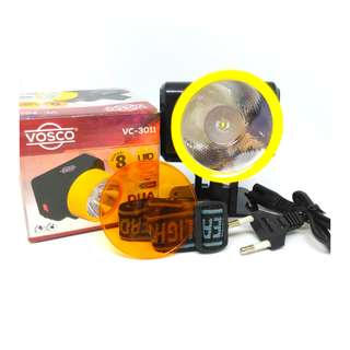 Headlamp / Senter Kepala Vosco LED