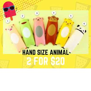 (PRE-ORDER) HAND SIZE SQUISHY PROMOTION