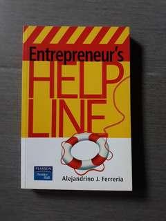 Entrepreneur's Help Line