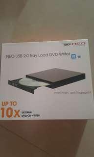 Neo USB 2.0 tray load DVD Writer