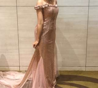 Gaun/Dress pesta,prom