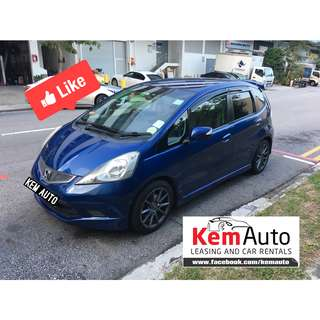 Sporty & Powerful HONDA FIT 1.5L RS Auto