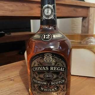 Chivas Regal 12y Whisky 芝華士威士忌