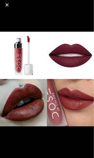 Dose of Colors liquid matte lipstick - Brick