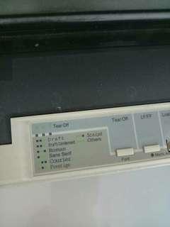 Epson LQ300II 一針孔打印機