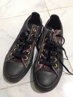 Php 300 Converse checkered sneakers