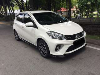 New Myvi a Generation 3 For Rent