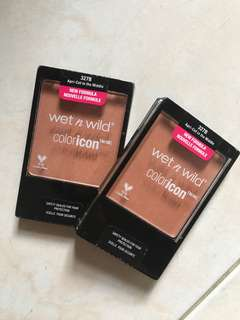 Wet n Wild Apricot in the Middle coloricon blush