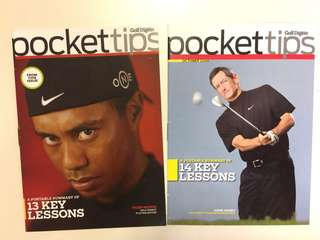 Golf pocket tips